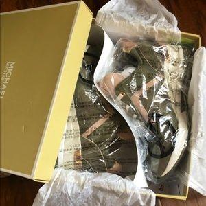 Michael Kors Shoes - Michael Kors Georgie Sneaker